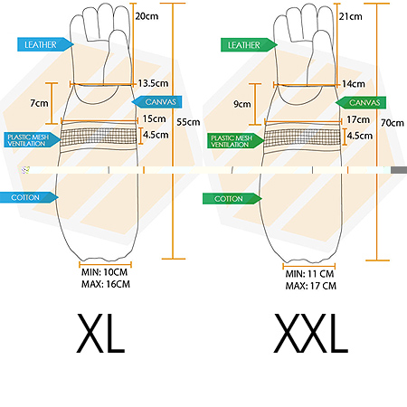 Hand Size Guide